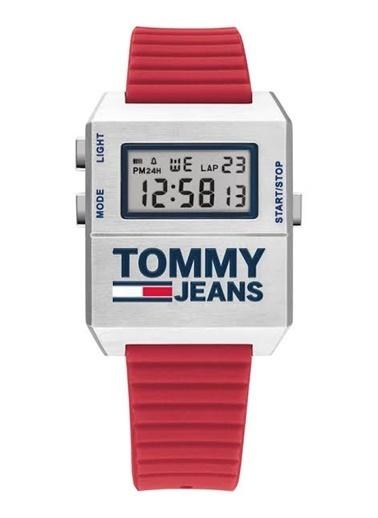 Tommy Hilfiger Erkek Kol Saat TH1791674 Kırmızı